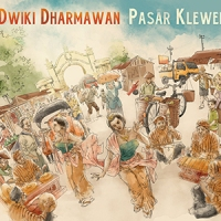 'Pasar Klewer' – Dwiki Dharmawan (2CD)