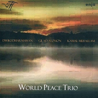 'World Peace Trio' – World Peace Trio