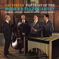 'Portrait of the Modern Jazz Quartet' – Nat Steele