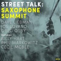 REVIEW: 'Street Talk' – Saxophone Summit