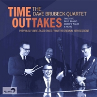 REVIEW: 'Time OutTakes' – The Dave Brubeck Quartet